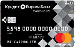Card Plus,  Кредит Европа Банк