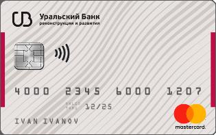 УБРиР - Дебетовая карта My life