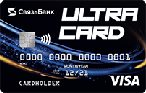 Ultracard,  Связь-Банк