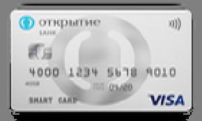 Банк Открытие - дебетовая Opencard