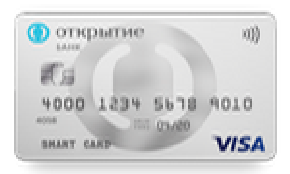 Opencard, Банк Открытие