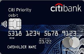 Банк Citibank - дебетовые карты