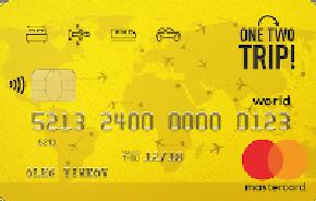 Tinkoff OneTwoTrip Кредитная