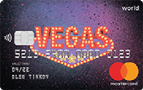 Tinkoff VegasCard Кредитная